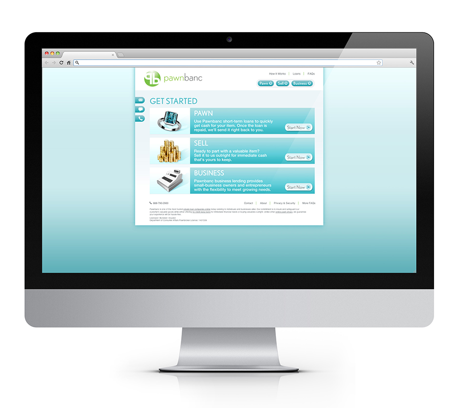 Pawnbanc Website