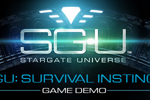 Stargate Universe – Survival Instinct Game Demo