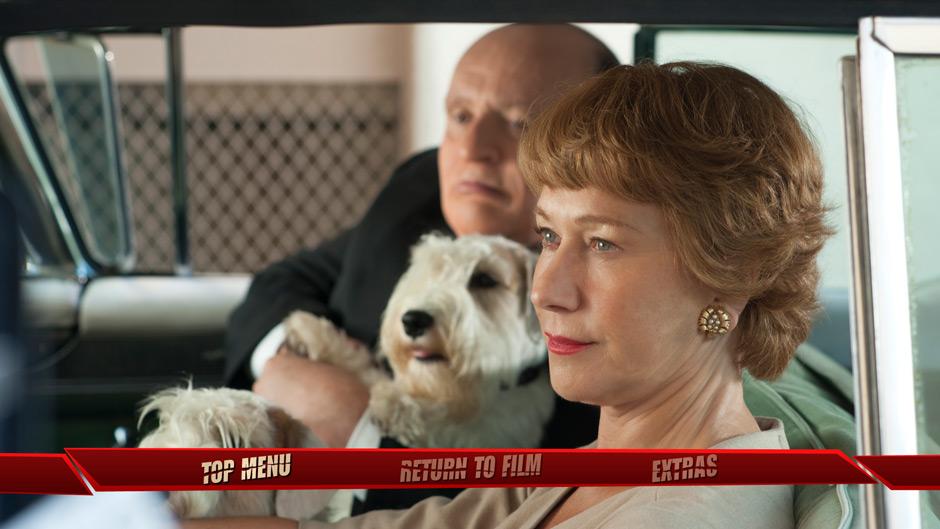 Hitchcock –Blu-ray