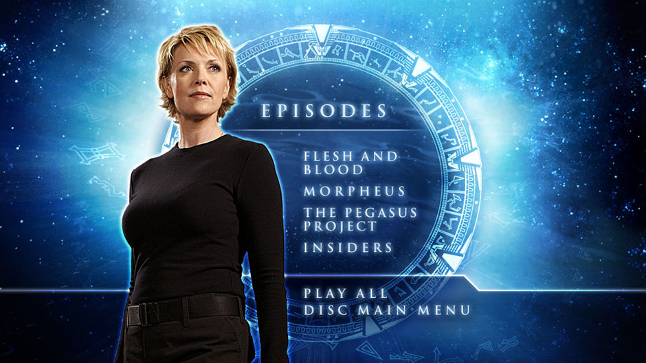 Stargate Season 10 – DVD