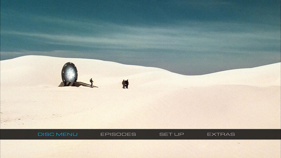 Stargate Universe – Blu-ray