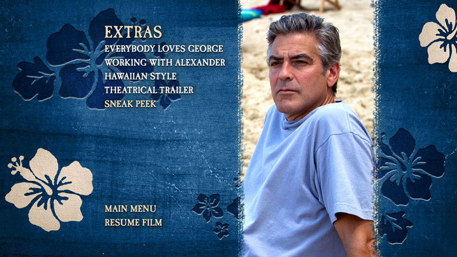 The Descendants – DVD