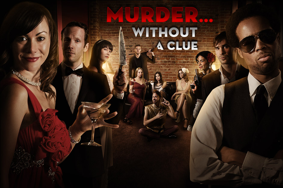 Murder… Without a Clue