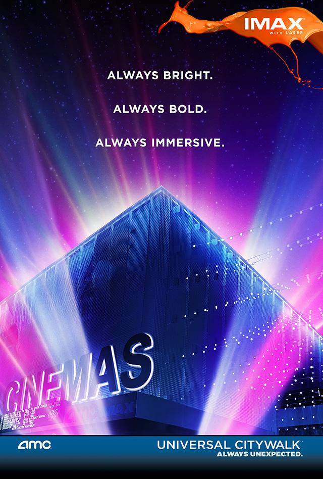 IMAX at Universal