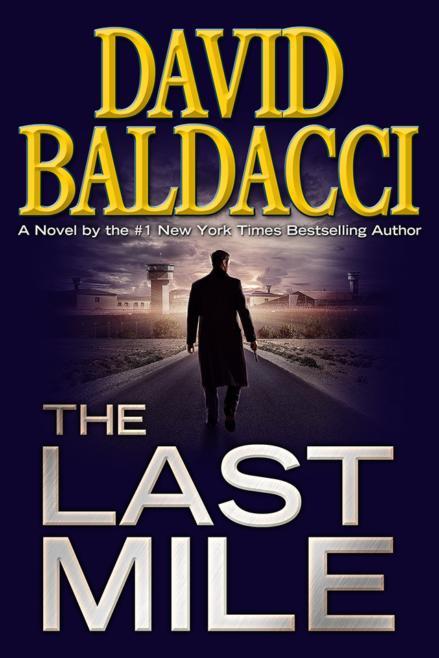 The Last Mile – Book Cover