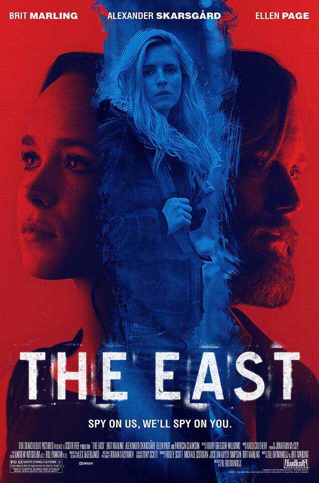 The East – Key Art