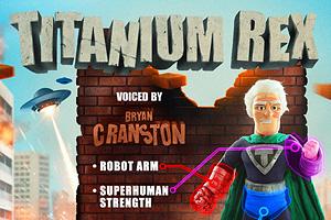 SuperMansion S2 Social Media Images